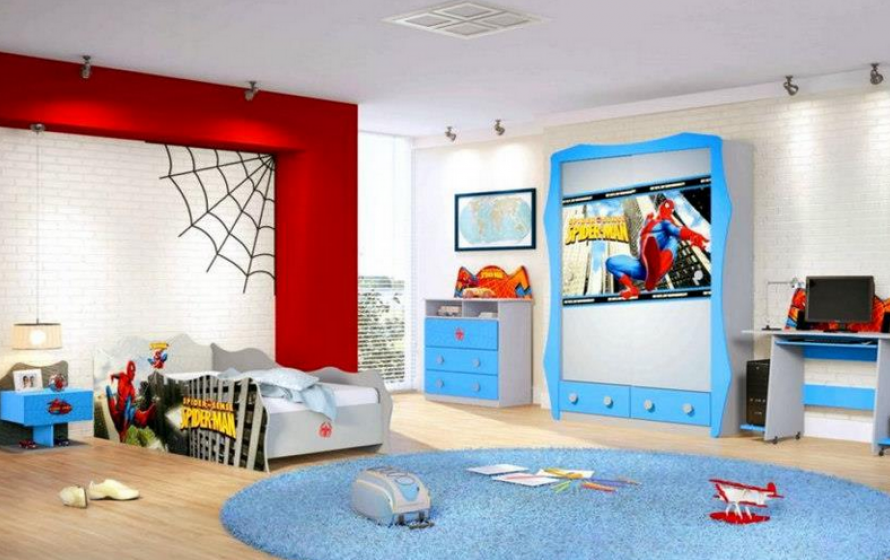 C mo decorar la habitaci n de un ni o de 10 a os - Habitacion nino 2 anos ...