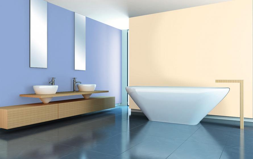 Pintura para techos de cocina y ba os hydraulic actuators for Pintar techo cocina