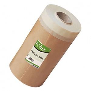 rollo de papel con cinta kreep