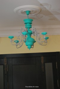 una de Restauración lámpara de araña antigua xdCWeQroB