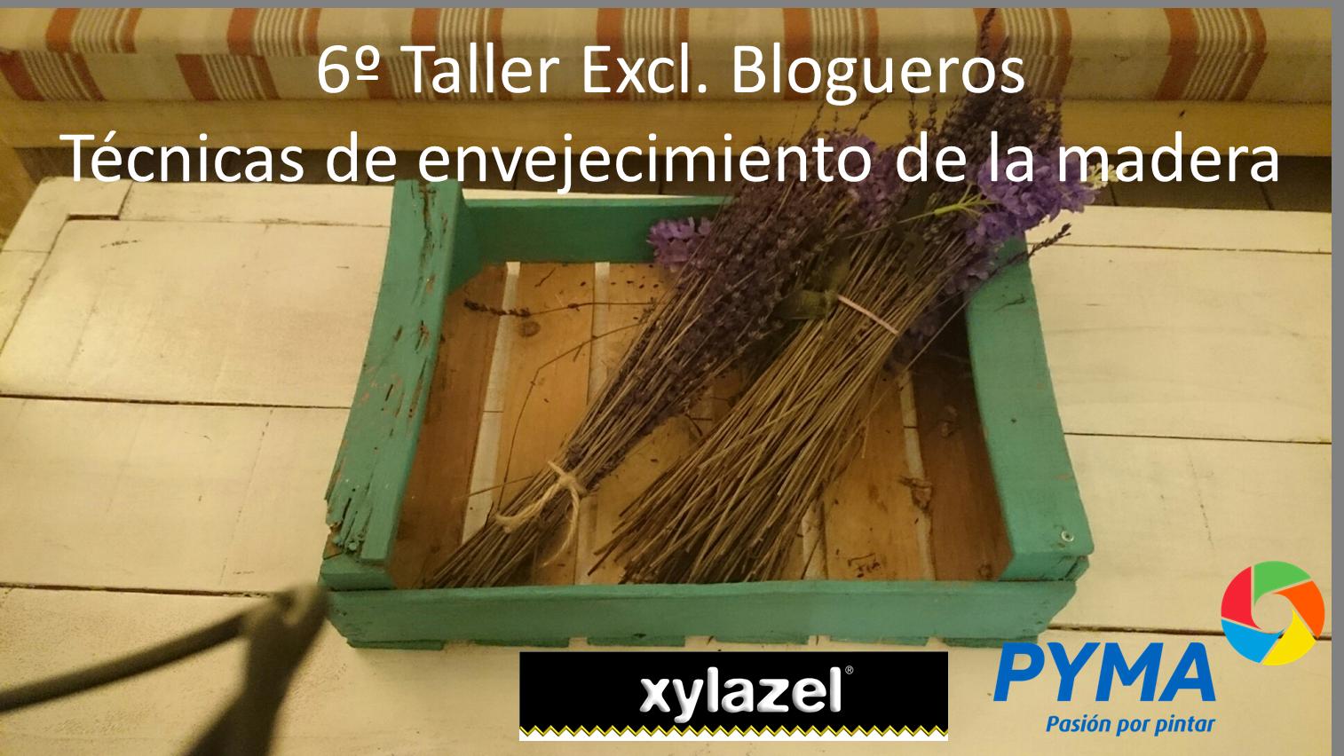 6º Taller blogueros