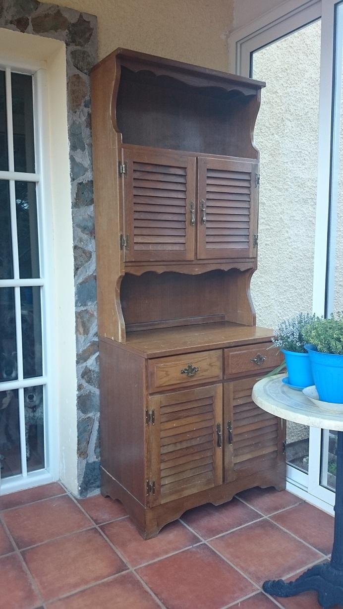 Diy Pintar Con Esmalte Un Mueble De Madera Sin Lijar # Como Secar Muebles Mojados