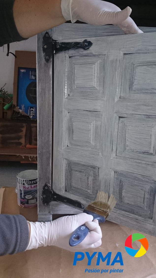 diy restaurar mueble antiguo castellano