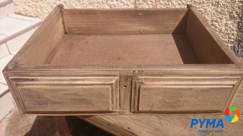 Diy Restaurando Un Mueble De Madera Antiguo # Muebles Water Antiguo