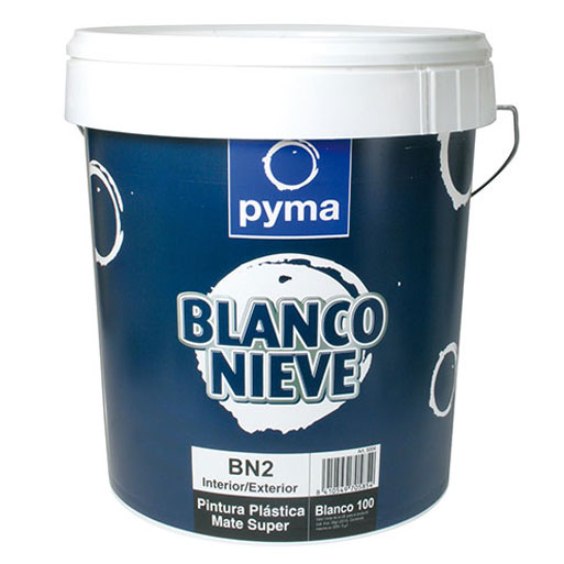 Bn2 blanco nieve grupo pyma for Blanco nieve