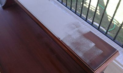 manual para pintar un escritorio con pintura chalkpaint