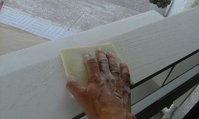 pintar un escritorio con pintura chalkpaint