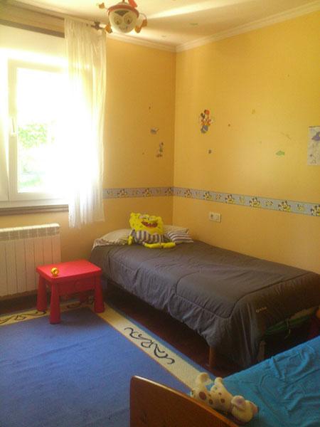 Decorar habitación de niños con papel pintado