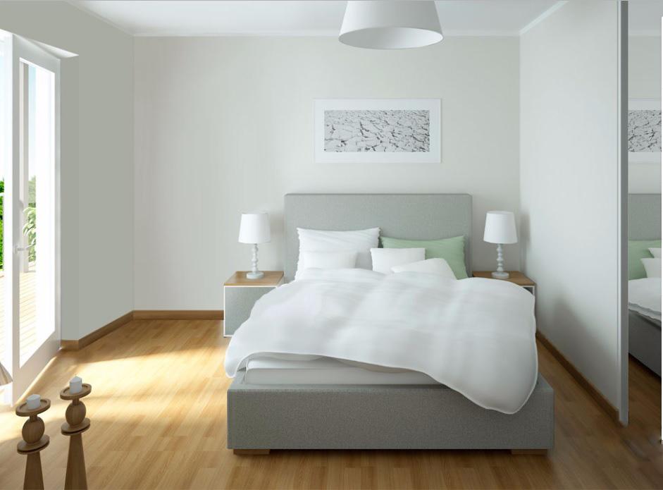 Piso nuevo c mo pintar y decorar tu habitaci n - Color de pintura para habitacion ...