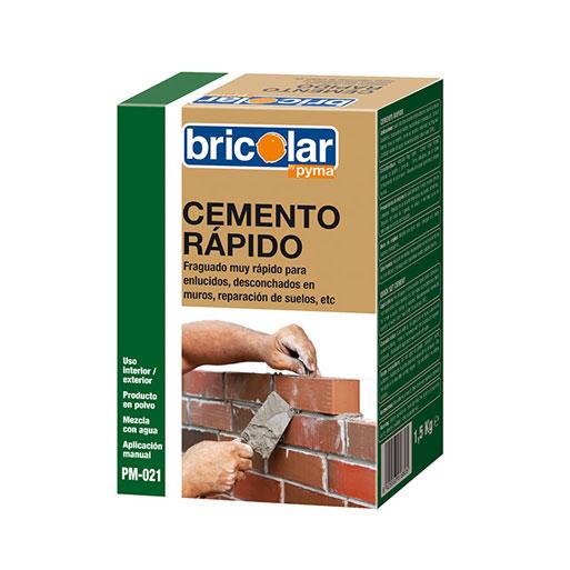 Bricolar cemento r pido grupo pyma - Cemento rapido precio ...